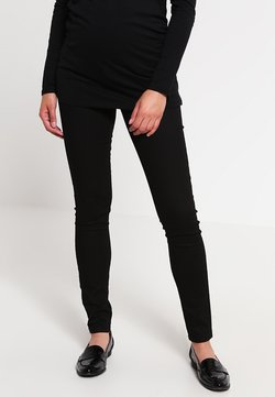 MAMALICIOUS - MLJULIANE - Jeans Slim Fit - black