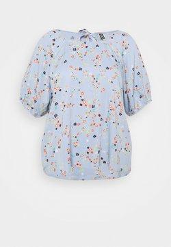 Pieces Curve - PCLALA  - T-Shirt print - kentucky blue