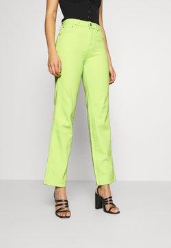 Pepe Jeans - DUA LIPA X PEPE JEANS  - Straight leg jeans - lima