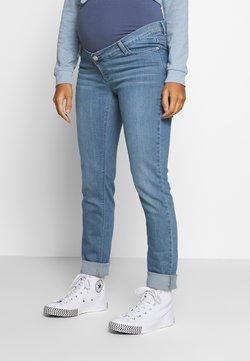 Esprit Maternity - PANTS - Slim fit jeans - blue grey wash