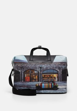 Paul Smith - MEN BAG HOLDALL MINI - Torba weekendowa - multi coloured