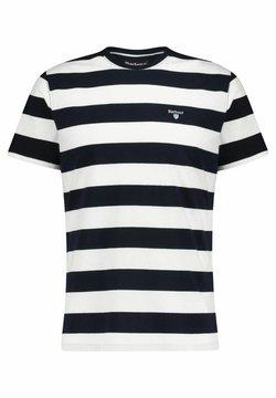 Barbour - T-Shirt print - marine