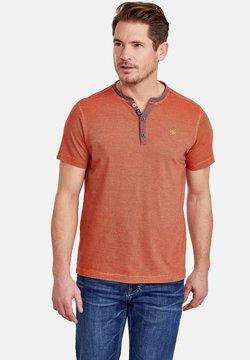 LERROS - T-Shirt print - strong orange