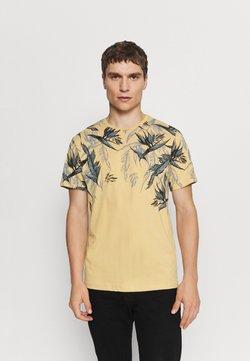 Pier One - T-shirt z nadrukiem - tan