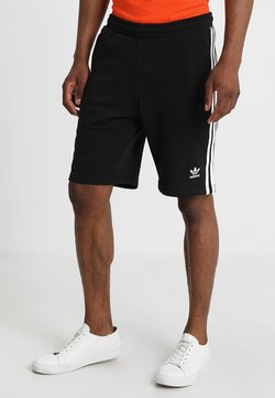 adidas Originals - 3 STRIPE UNISEX - Trainingsbroek - black