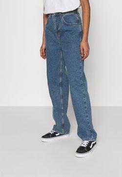 BDG Urban Outfitters - MODERN BOYFRIEND BAGGY JEAN - Relaxed fit -farkut - dark vintage