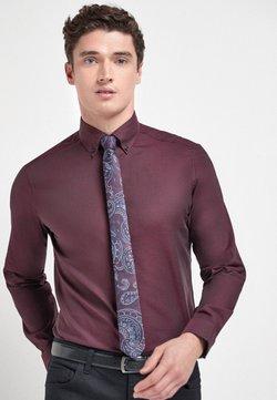 Next - Businesshemd - dark purple