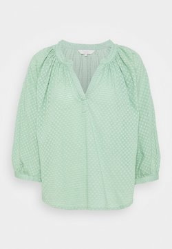 Part Two - Bluse - granite green