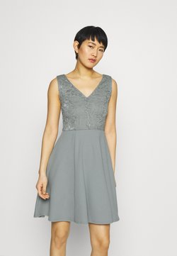 Anna Field - Cocktailkleid/festliches Kleid - slate grey