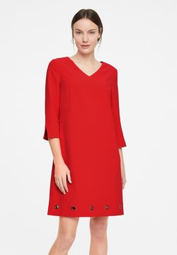 comma - Freizeitkleid - red