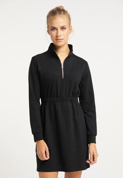usha - Sukienka letnia - schwarz