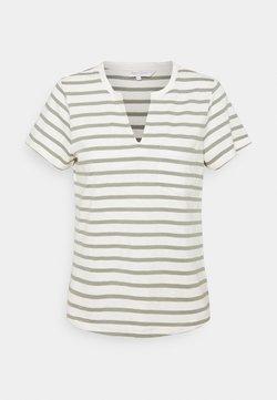 Part Two - GESINA - T-Shirt print - khaki
