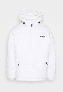 Schott - JKTALASKA - Winterjacke - white