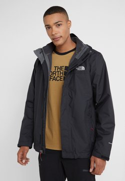 The North Face - CORDILLERA TRICLIMATE JACKET 2-IN-1 - Outdoorjacka - black/grey