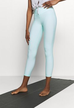 Cotton On Body - STRIKE A POSE YOGA - Tights - aqua splash