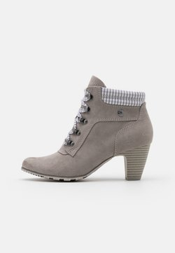 s.Oliver - Ankle Boot - grey