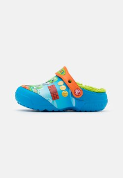 Crocs - FUN LAB LINED YOSHI - Chaussons - ocean