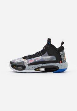 Jordan - AIR XXXIV - Baskets basses - black/orange