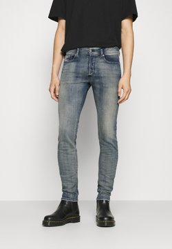 Diesel - SLEENKER-X - Slim fit -farkut - dark-blue denim