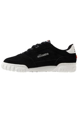 Ellesse - TANKER - Sneaker low - black/white