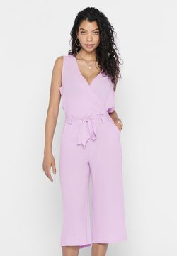 ONLY - JUMPSUIT WICKEL - Combinaison - orchid bloom