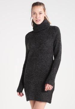Object - OBJNONSIA - Shift dress - dark grey melange