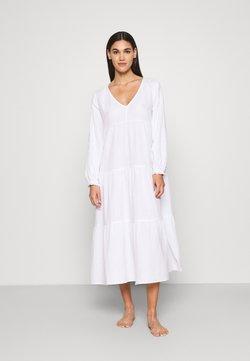 Seafolly - BEACH EDIT HABITAT DRESS - Beach accessory - white