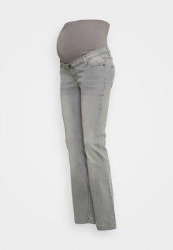 Esprit Maternity - PANTS - Vaqueros a campana - grey denim