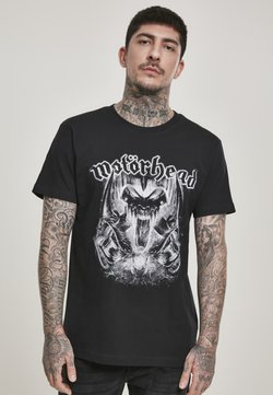Mister Tee - MOTÖRHEAD WARPIG - T-Shirt print - black