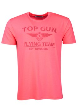 TOP GUN - T-shirt print - pink