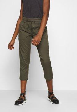 The North Face - WOMEN'S APHRODITE CAPRI - 3/4 Sporthose - new taupe green
