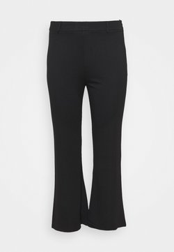 Even&Odd Curvy - Pantaloni - black