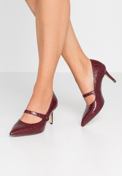 Tamaris - Pumps - merlot