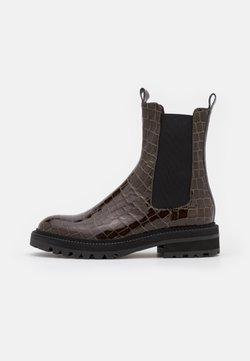 Billi Bi - Platform ankle boots - green