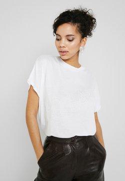 Ted Baker - LAALI - T-shirt z nadrukiem - white