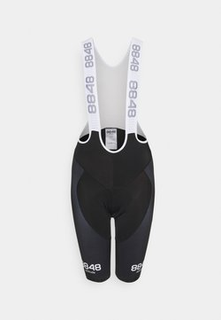 8848 Altitude - AGNE BIKE SHORTS - Shorts - black