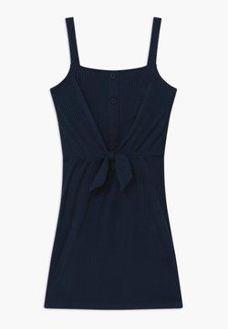 Lemon Beret - TEEN GIRLS - Jerseykleid - navy blazer