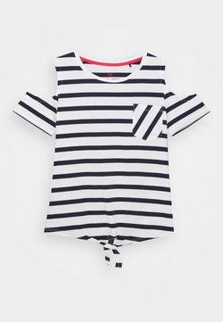 Lemon Beret - TEEN GIRLS - T-Shirt print - optical white
