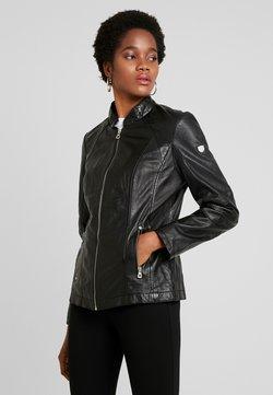 Gipsy - LOREY - Leren jas - black