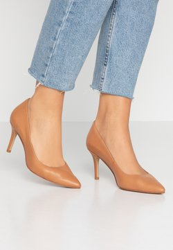 ALDO - CORONITIFLEX - Pumps - cognac