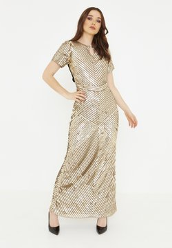 BEAUUT - Robe de cocktail - gold