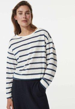 OYSHO - Langarmshirt - white