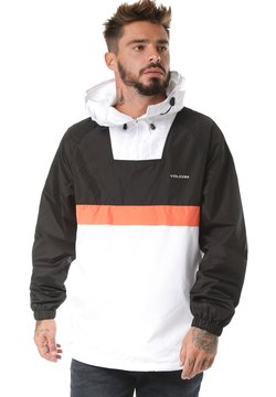Volcom - Windbreaker - white