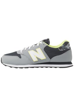 New Balance - 500 - Sneakers basse - black/grey