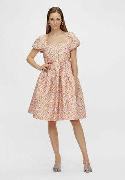 YAS - YASLIVINA - Day dress - peach melba