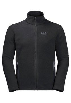 Jack Wolfskin - MIDNIGHT MOON - Fleecejacke - schwarz