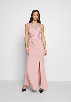 WAL G. - LAYERED MAXI DRESS - Ballkleid - blush