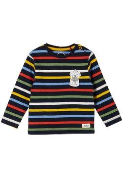 s.Oliver - Langarmshirt - dark blue stripes