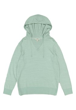 Esprit - Kapuzenpullover - light aqua green