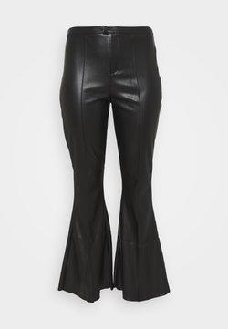 Missguided Plus - TAILORED - Pantaloni - black